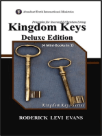 Kingdom Keys Deluxe Edition (4 Mini-Books in 1)