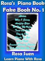 Rosa's Piano Book - Fake Book No. 1