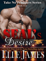 SEAL's Desire (Take No Prisoners, #2)