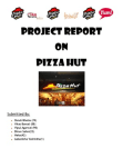 Service Marketing Project on Pizza Hut