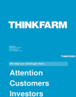 Presentation on ThinkFarm
