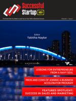 Successful Startup 101 Magazine: Issue 7