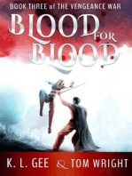 War of Air and Earth (Blood for Blood, #3)