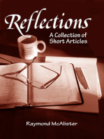Reflections: A Collection of Short Articles