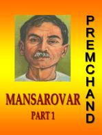 Mansarovar - Part 1 (Hindi)