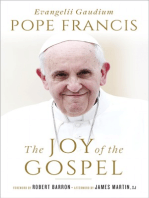 The Joy of the Gospel by Pope Francis (Chapter 1)