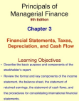 Principals of Managerial Finance