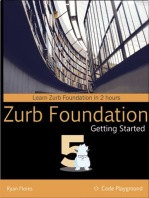Getting Started with Zurb Foundation 5