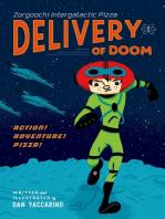 Zorgoochi Intergalactic Pizza