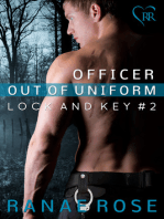 Officer out of Uniform