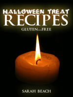 Halloween Treat Recipes-Gluten Free