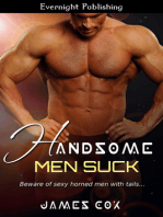 Handsome Men Suck