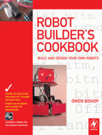 Robot Builder's Cookbook
