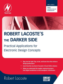 Robert Lacoste's The Darker Side: Practical Applications for Electronic Design Concepts from Circuit Cellar