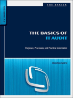 The Basics of IT Audit: Purposes, Processes, and Practical Information
