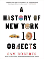 A History of New York in 101 Objects