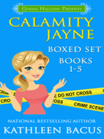 Calamity Jayne Mysteries Boxed Set (books 1-5)