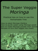 The Super Veggie Moringa