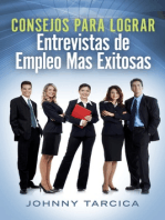 Consejos Para Lograr Entrevistas de Empleo Mas Exitosas