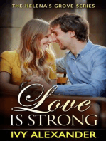 Love Is Strong (The Helena's Grove Series, #4)