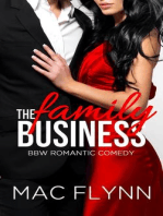 The Family Business #1 (BBW Romantic Comedy)