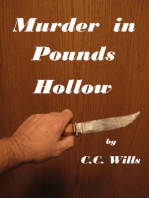 Murder in Pounds Hollow