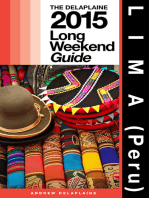 Lima (Peru) - The Delaplaine 2015 Long Weekend Guide