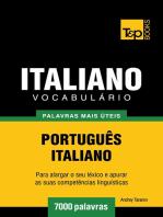 Vocabulário Português-Italiano