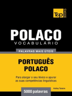 Vocabulário Português-Polaco
