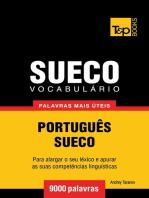 Vocabulário Português-Sueco