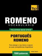 Vocabulário Português-Romeno