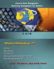 General Bank Management Marketing Management for Bankers