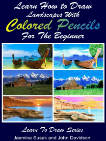 Learn How to Draw Landscapes with Colored Pencils for the Beginner
