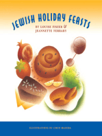 Jewish Holiday Feasts