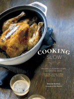 Cooking Slow