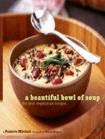 A Beautiful Bowl of Soup