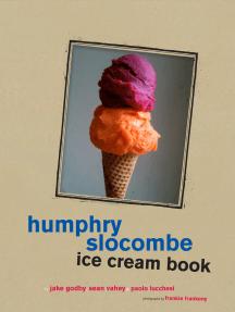 Humphrey Slocombe Ice Cream Book