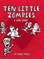 Ten Little Zombies