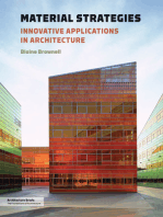 Material Strategies: Innovative Applications in Architecture