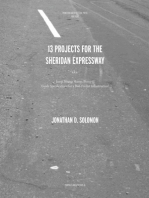 Pamphlet Architecture 26: Thirteen Projects for the Sheridan Expressway