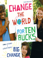 Change the World for Ten Bucks