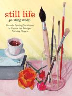 Still Life Painting Studio