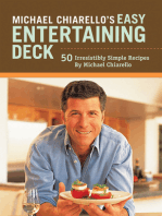 Michael Chiarello's Easy Entertaining Deck