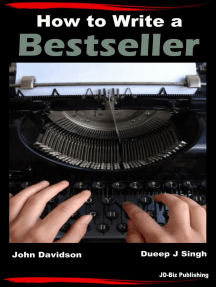 How to Write a Bestseller