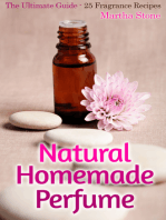 Natural Homemade Perfume