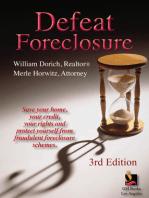 Defeat Foreclosure