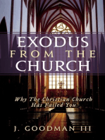 Exodus From The Church