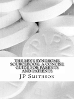 The Reye Syndrome Sourcebook