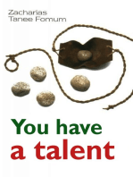 You Have A Talent!