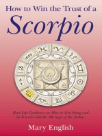 How to Win the Trust of a Scorpio